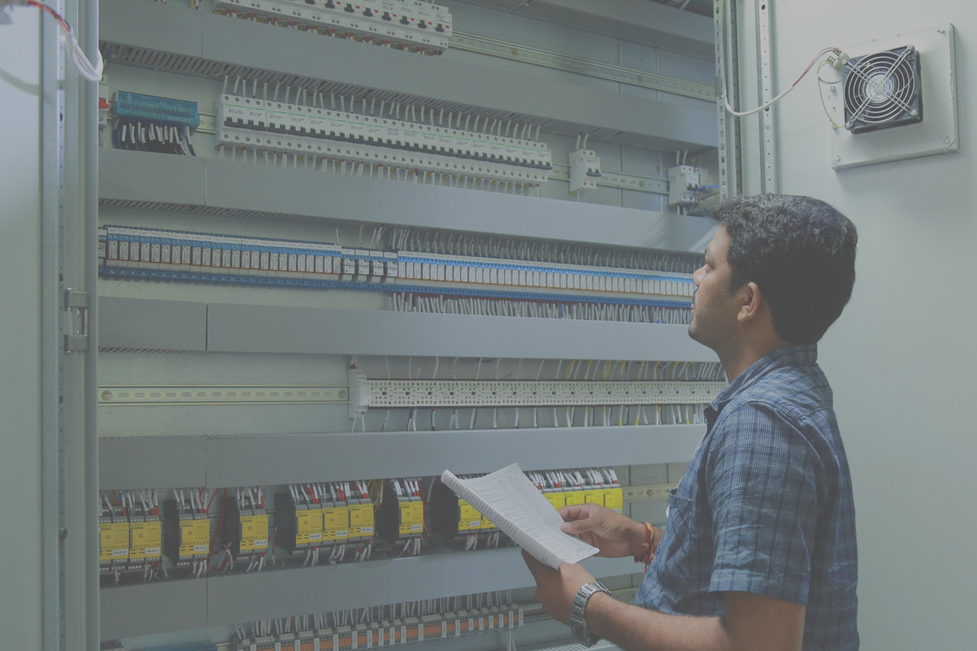 Control Panel Services by Grid2Chip Company in Hyderabad